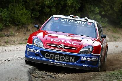 Diaporama - Les six victoires de Loeb et Elena au Rallye de France