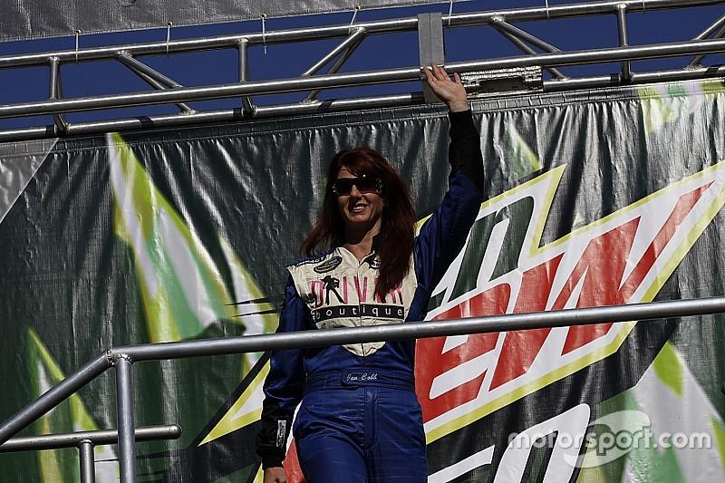 Jennifer Jo Cobb to make NASCAR Euro Series debut