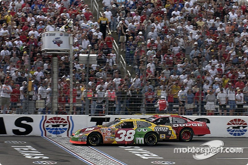 Five most memorable NASCAR Cup finishes at Texas