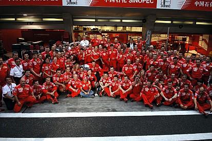 Çin GP'sinde kazananlar ve podyuma çıkanlar