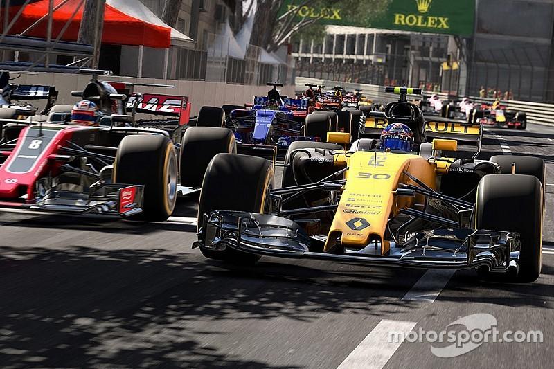 Стартовал новый сезон киберчемпионата Формулы 1