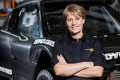 Jutta Kleinschmidt wird Markenbotschafterin der Rallye Deutschland