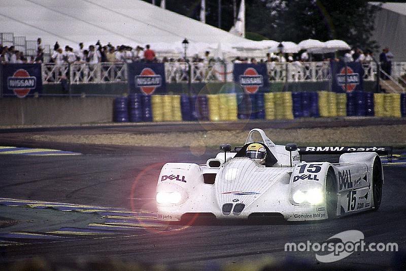 BMW insinúa un regreso a Le Mans con un vehículo propulsado por hidrógeno