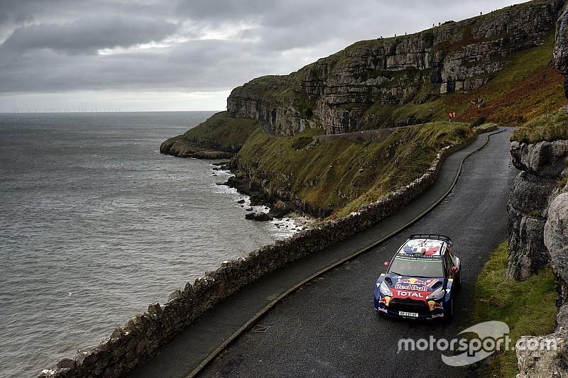La FIA prohíbe la última etapa del Rally de Gran Bretaña