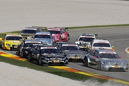 In 2019 toch Mercedessen in DTM?