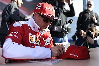 Pronostiquez le GP d'Azerbaïdjan et gagnez des lots liés à Kimi Räikkönen