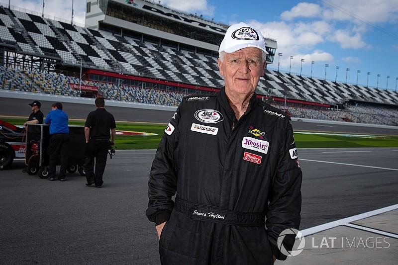 El piloto de NASCAR James Hylton y su hijo mueren en accidente de tránsito