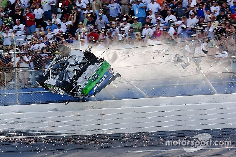 Five memorable NASCAR Cup finishes at Talladega