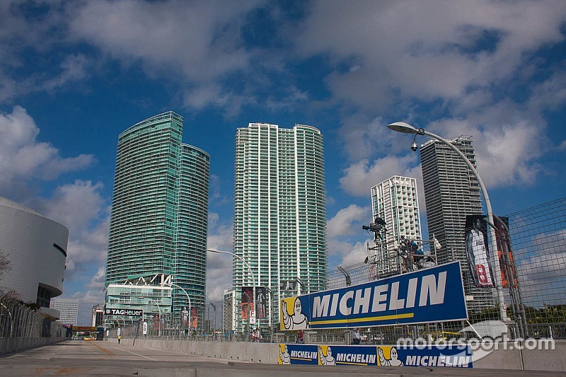 La F1 podría llegar a Miami
