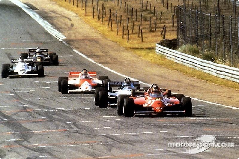 Как это было: Гран При Испании'81, когда Жиль Вильнев сотворил чудо