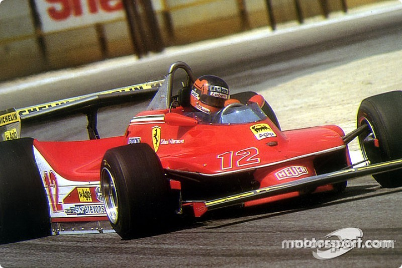 Gallery: The career of Gilles Villeneuve