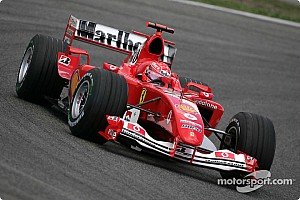 Gallery: All Spanish GP winners since 2000