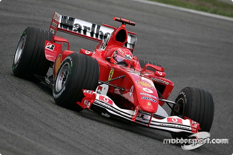 Gallery: All Spanish GP winners since 2000