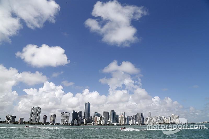 Miami GP'si teklifi şehir komisyonu tarafından kabul edildi!
