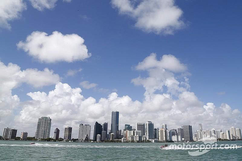 Miami keurt unaniem voorstel goed voor F1-race