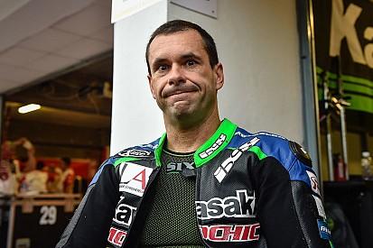 Handgelenk gebrochen: Horst Saiger sagt TT-Start ab