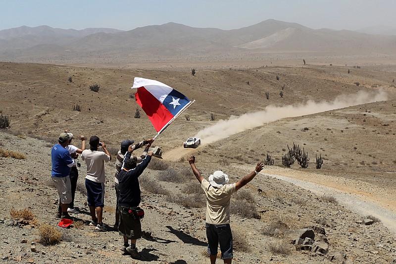 Chile no estará en el Dakar 2019