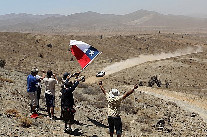 Chile está fora do Dakar 2019