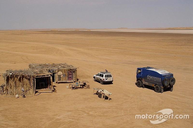 El Dakar vuelve a pensar en África
