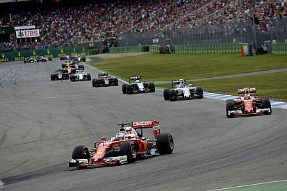 F1 op Hockenheim onder huidige voorwaarden 'niet langer mogelijk'
