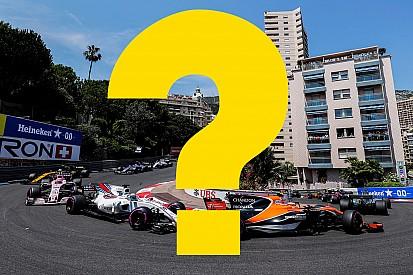 Всего год назад. Вспомните ли вы прошлый Гран При Монако?