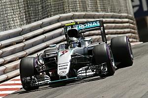 Nico e Keke Rosberg faranno uno show a Monaco con le loro F1 iridate