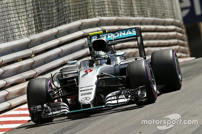 Les Rosberg vont piloter leurs monoplaces sacrées à Monaco