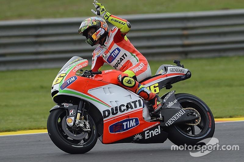 Ducati: Alle MotoGP-Piloten seit 2003