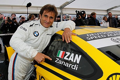 Zanardi akan membalap di ronde DTM Misano