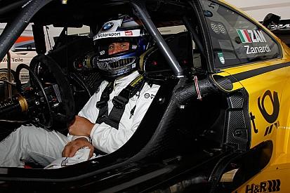 "Zanardi thought BMW DTM offer was a ""joke"""