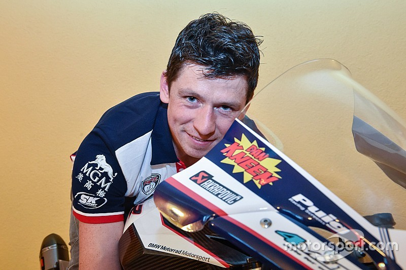 Tributes paid to Dan Kneen from motorbike racing community
