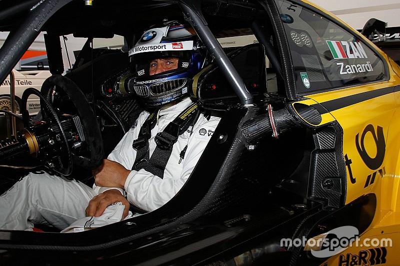 Zanardi achou que oferta para correr no DTM fosse piada