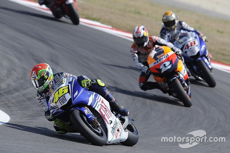 Rossi: Yamaha needs to make 2008-like leap forward