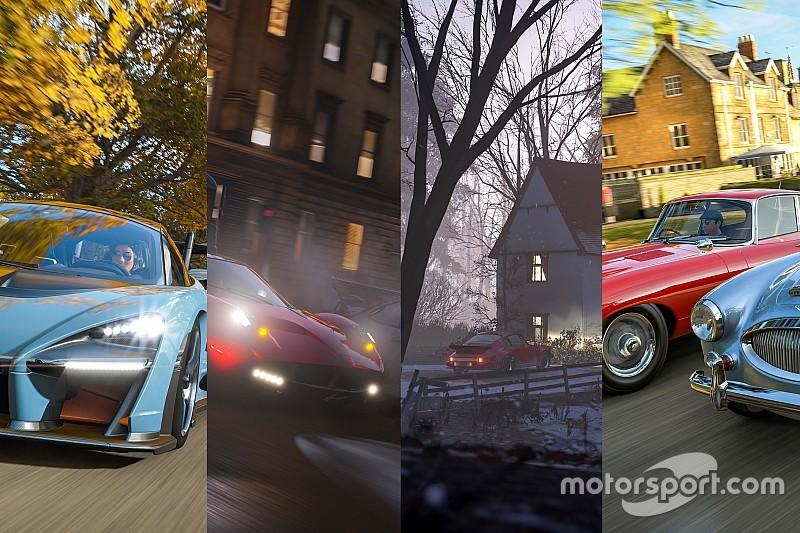 Дайджест симрейсинга: всё про новую Forza Horizon 4