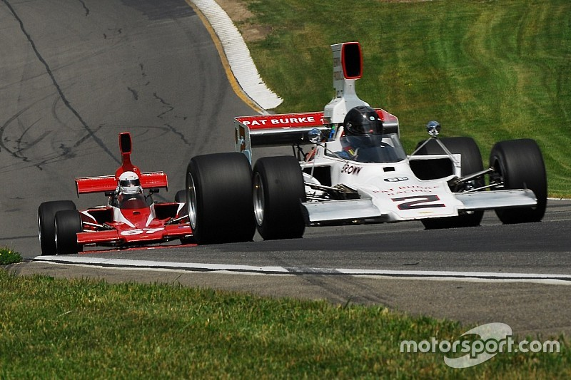 Historic race cars to invade CTMP this weekend