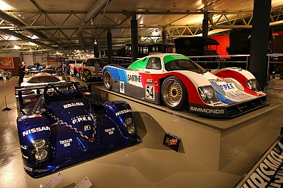 VÍDEO: Conheça o museu de Le Mans