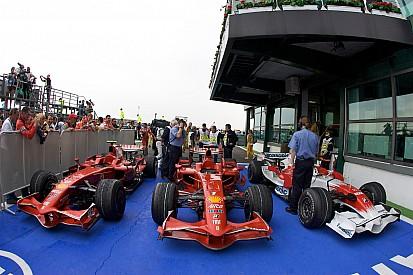 Всего 10 лет назад. Вспомните ли вы прошлый Гран При Франции?