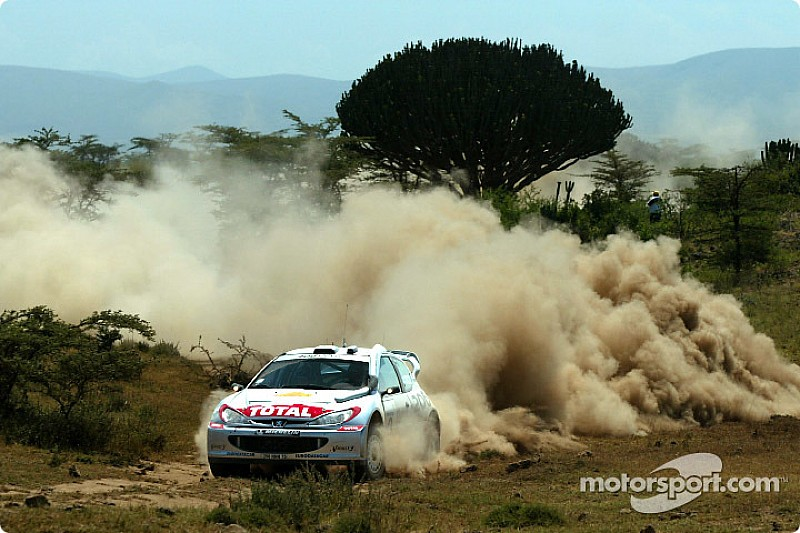 Le Safari Rally proche d'un retour au calendrier WRC