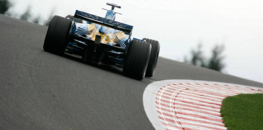 Alonso fastest in Belgian GP final practice