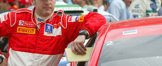 Michael Park killed in Rally of Great Britain