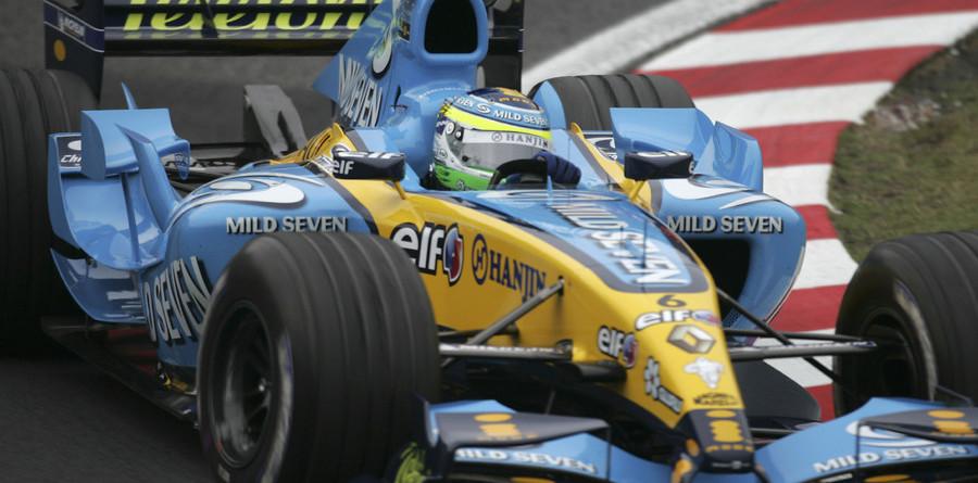 Rain hits Japanese GP last practices