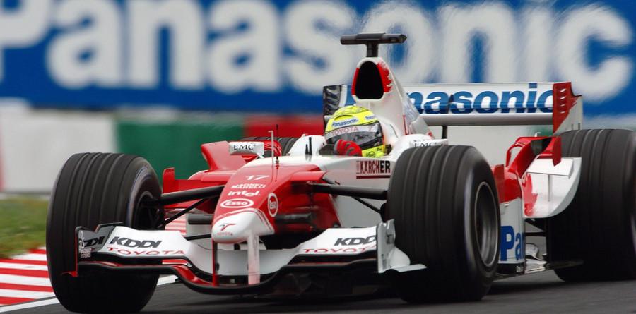Schumacher i pole position 1