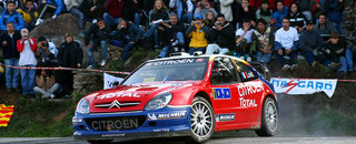 WRC Loeb perfect in Tour de Corse victory