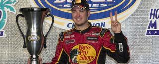 NASCAR XFINITY BUSCH: Truex Jr wins back-to-back championship