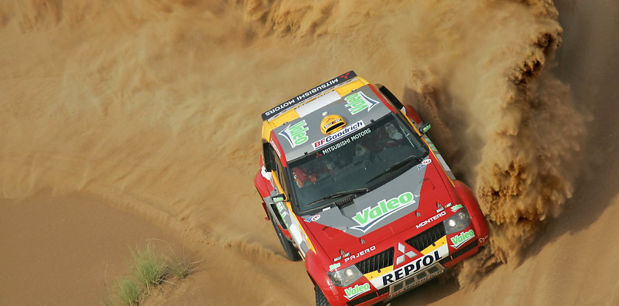 2006 Dakar ready to challenge and surprise