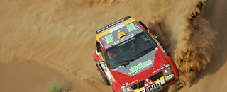 Dakar 2006 Dakar ready to challenge and surprise
