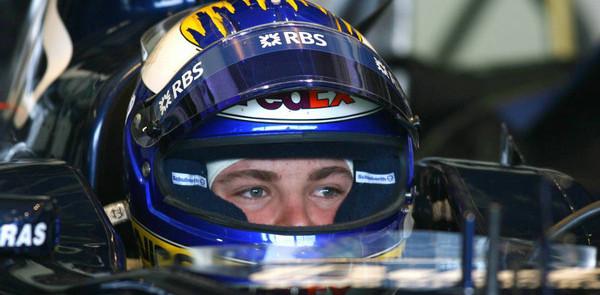 Rosberg tops Jerez test times