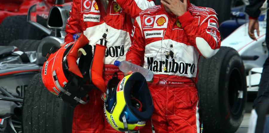 Schumacher pleased with opening races