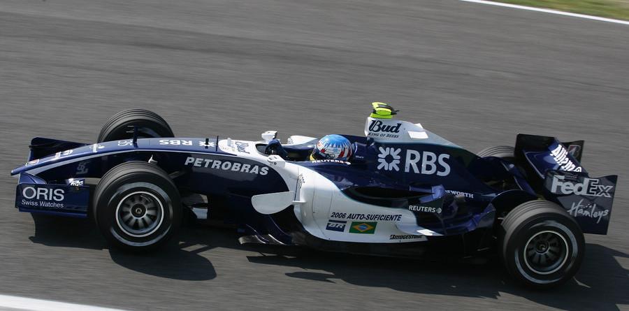 Wurz fastest on European GP Friday
