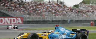 Formula 1 Alonso wins eventful Canadian GP